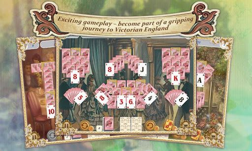 Go back to the Victorian era with Solitaire Victorian Picnic. Stroll through beautiful parks, visit a masquerade ball, drink tea with noble ladies and gentlemen and complete an unforgettable journey through wonderful Victorian locations. A legendary time and 120 new patience levels!Welcome to glorious England! This classic solitaire game with original mechanics is sure to go down well both with fans of traditional solitaire and those who prefer more unusual gameplay. Collect card pairs as...