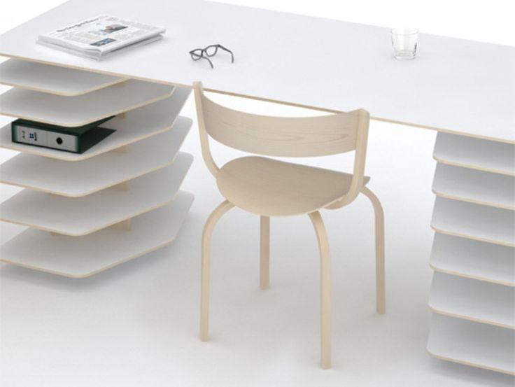 Minimalist Office, Modern Minimalist, Home Office Desks, Home Offices, Work  Desk, Work Spaces, Office Ideas, Office Designs, Office Decor