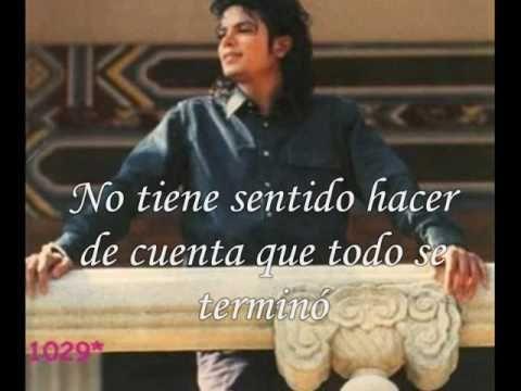 Michael Jackson -On The Line  (sub. en español)