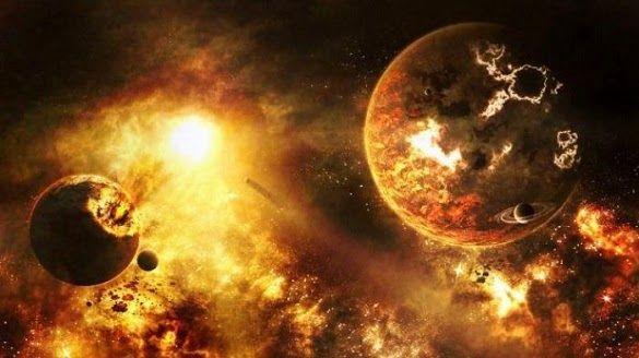 Tahu Nggak ? Betapa Dahsyatnya Goncangan Bumi Saat Kiamat Kiamat merupakan hari dimana alam semesta mengalami kehancuran. Berbagai bencana alam menerpa manusia layaknya anai-anai saat kiamat tiba. Tidak tahu lagi harus kemana pasalnya bumi akan hancur tanpa tersisa. Alquran menjelaskan pada hari itu bumi akan mengalami guncangan dasyat yang tidak terkira. Guncangan ini akan membuat bumi mengeluarkan kandungannya. Tidak hanya berupa uap panas saja namun juga mayit yang ada di dalamnya.  Allah…