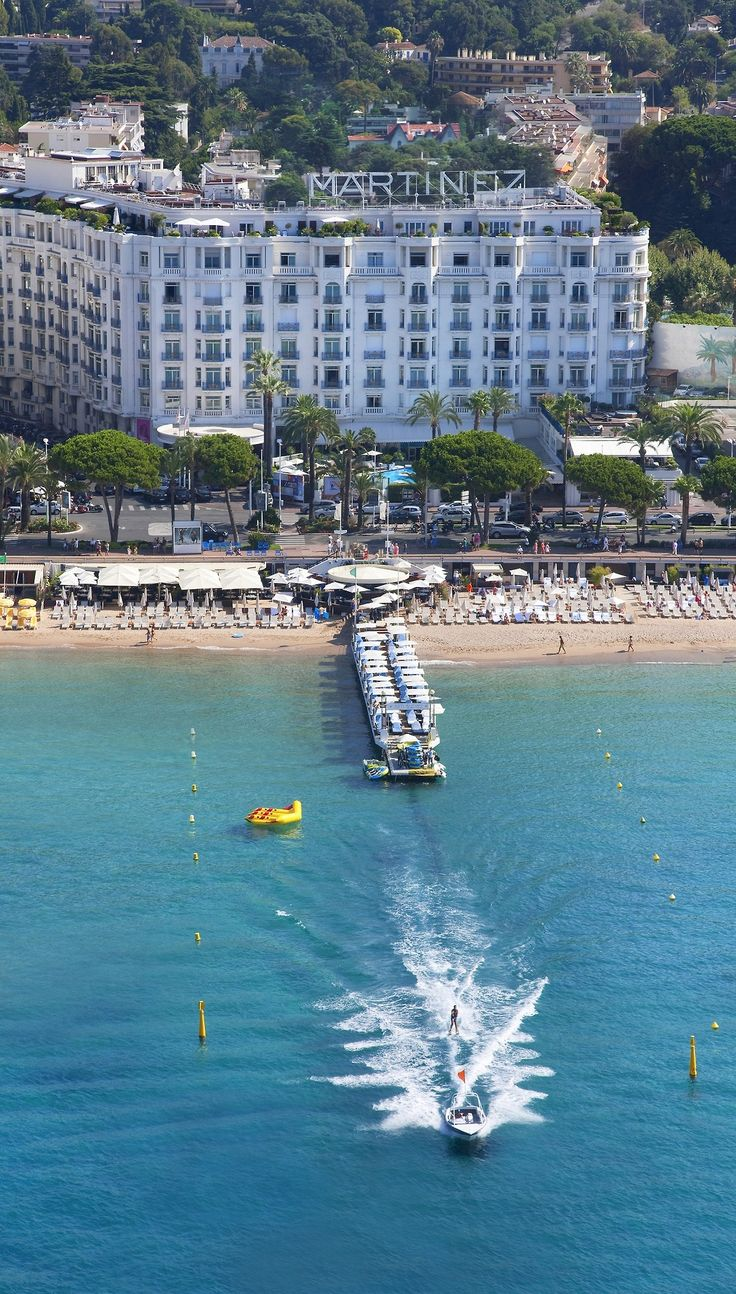 Grand Hyatt Cannes Hotel Martinez - France