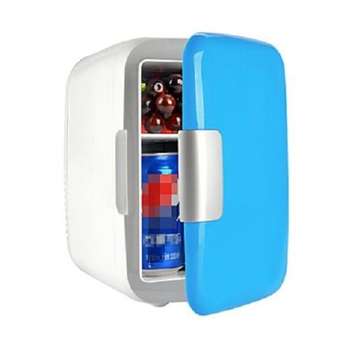Portable Mini Fridge Cooler and Warmer Auto Car Boat Home Office AC& DC 3 COLORS #SOMAT