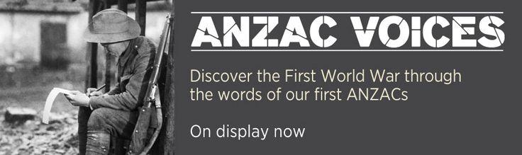 Australian War Memorial. Explore their various collections.