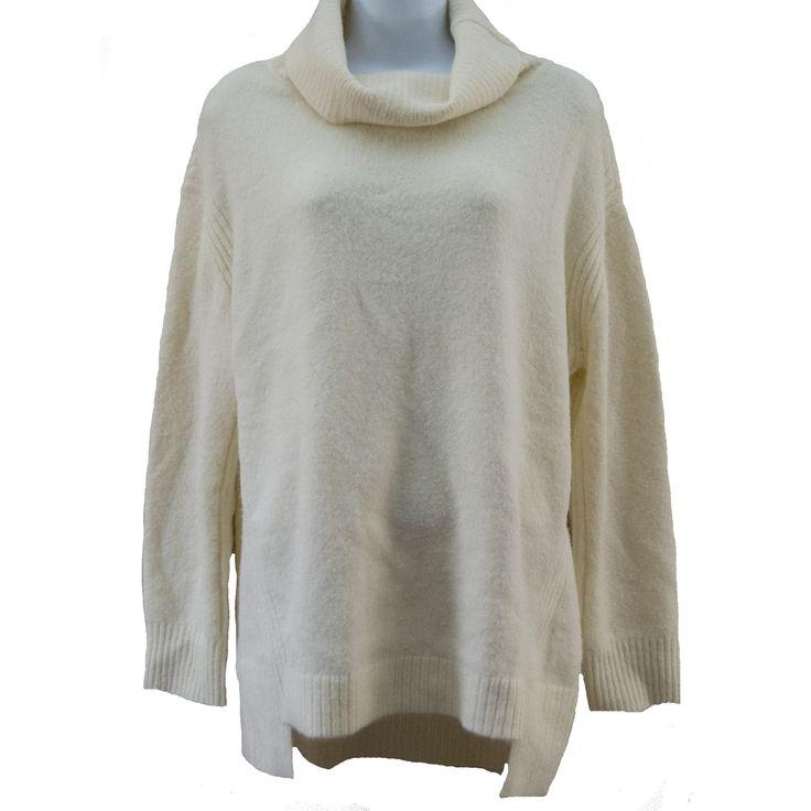Bailey 44 Hi/Lo Vanilla Sweater