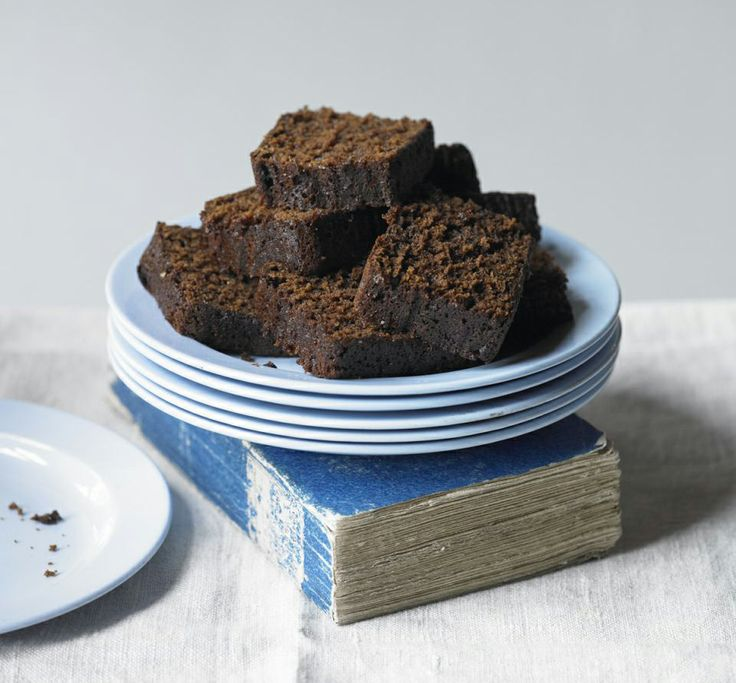 Chocolate ginger cake recipe for #ChocolateWeek from Alison Walker of Country Living UK http://www.countryliving.co.uk/create/food-and-drink/ginger-cake-recipe