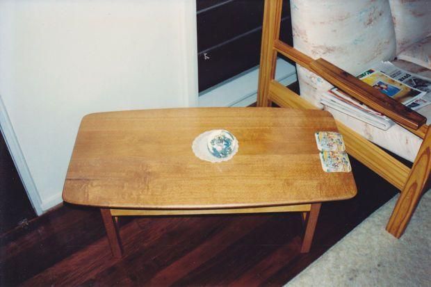 Coffee Table 70 X 70