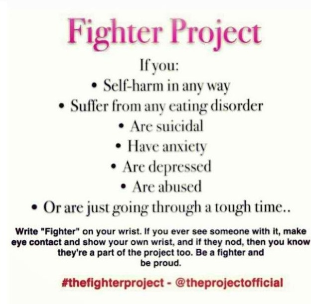 Self Harm Quotes: 1000+ Images About Self-harm Projects On Pinterest