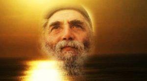 Άγιος Γέροντας Παΐσιος - Χειρόγραφο πάνω σε φωτογραφία της Αγίας Σοφίας (ΦΩΤΟ)