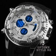 Infantry Luminous LCD Digital Watch