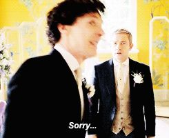 My reaction when someone doesn't get my Sherlock reference.