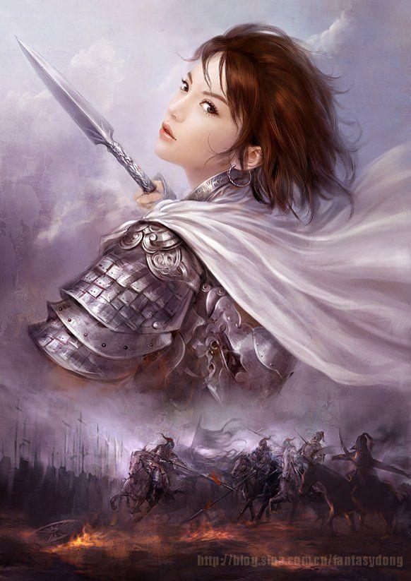Азиатский стиль - Fantasydong