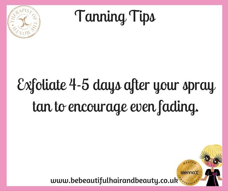 Summer Tanning Tip #14