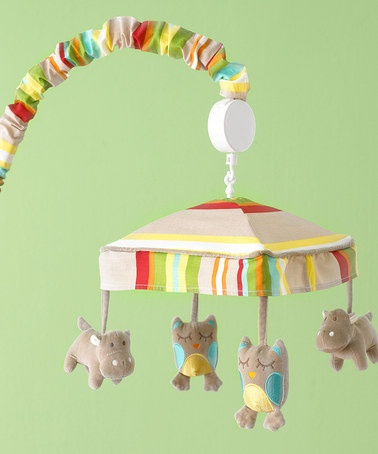 Take a look at this A to Z Mobile by Too Good by Jenny McCarthy on #zulily today!