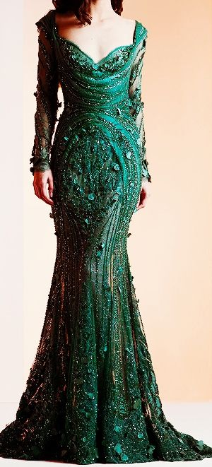 CESPINS ❤ Ziad Nakad Haute Couture SpringSummer 2014
