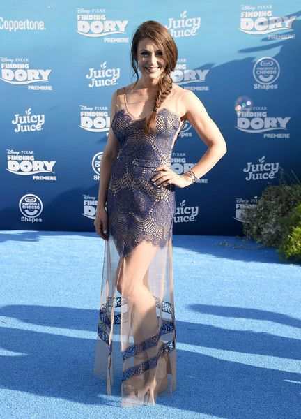 Actress Cerina Vincent at the world premiere of Disney-Pixar's 'Finding Dory.'