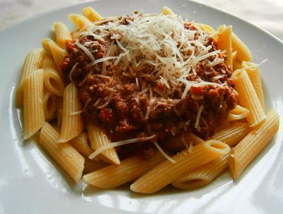 Weeknight Bolognese | Mangia Bene- Lots o' Pasta | Pinterest