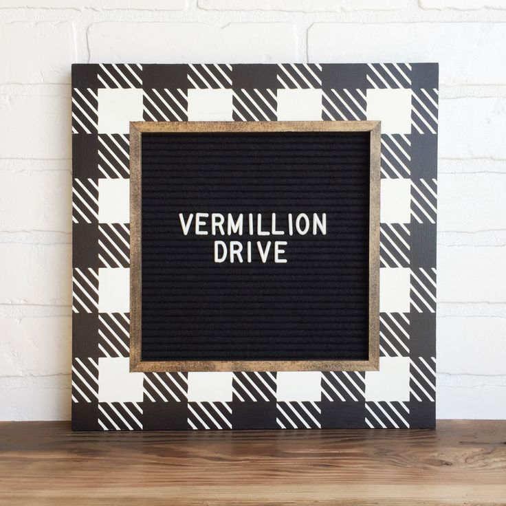 256 best VermillionDrive Letter Boards images on Pinterest
