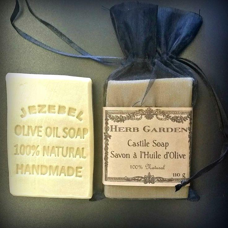 Castile Soap - Herb Garden
