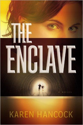 The Enclave by Karen Hancock. When Lacey McHenry accepts a prestigious research fellowship at the world-renowned Kendell-Jakes Longevity Institute, she sees it as a new start on life. But a disturbing late-night encounter with an intruder leads to an unexpected cover-up by Institute authorities, and she soon realizes there's more going on than she ever imagined.