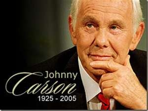 """Johnny Carson...simply the best """"Late Night"""" host ever!!!"""
