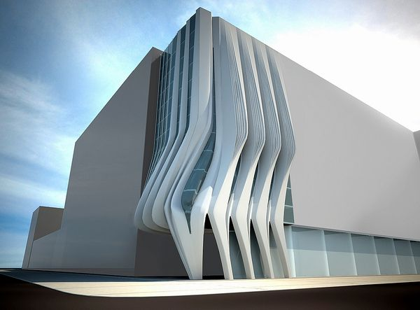 Segui 4585 - proposed Office Building in buenos Aires, Argentina by Monad Studio