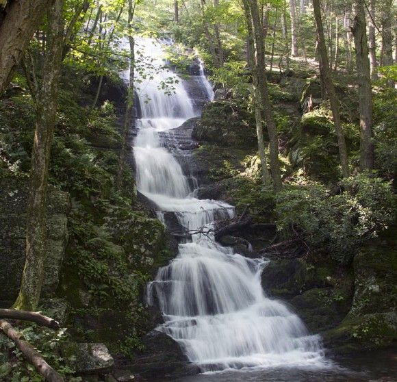 Best waterfall hikes in New Jersey.