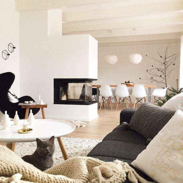 Skandinavisches haus innen  Die besten 25+ Skandinavische wohnräume Ideen auf Pinterest ...