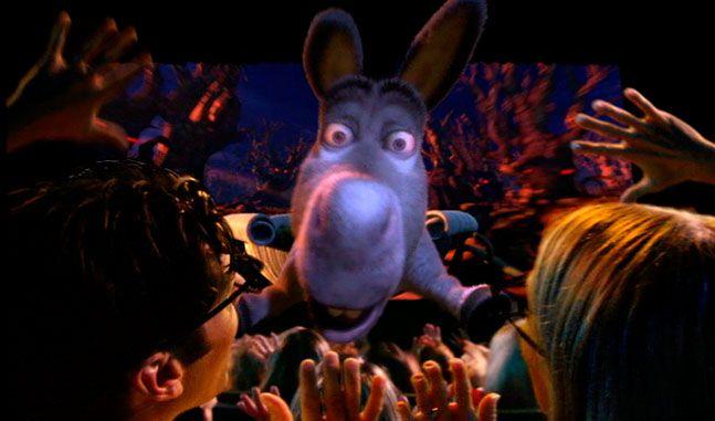 Shrek 4-D at Universal Studios Florida