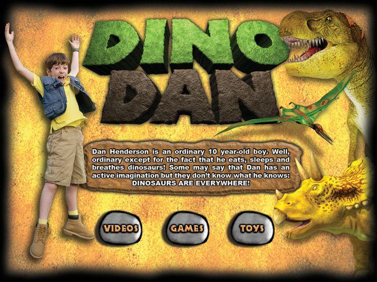 Dino Dan, Milo's tv doppelgänger