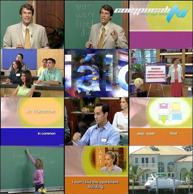 Curso Ingles sin Barreras Completo DVDRip curso muy sofisticado con el cual puedes aprender hablar ingles fácilmente por diferentes medios, encuentras 12 DVDs