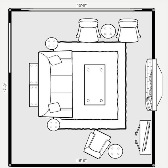 By Amber B Interiors Floor Plan Room Layout Form And Function Seating
