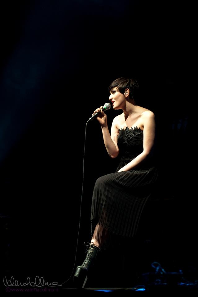 Super Singer!!  Arisa_Parco della Musica, Roma