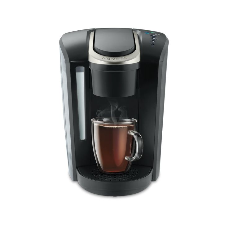 Keurig K-Select Single Serve Coffee Maker - Matte Black
