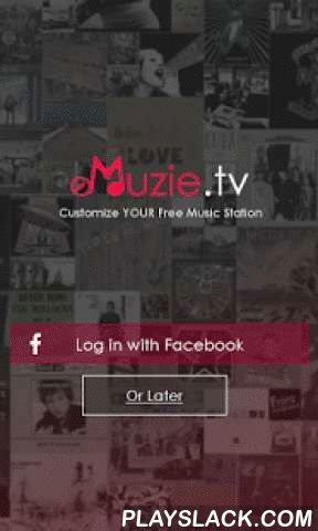 "M.tv- Youtube Music&Free Music  Android App - playslack.com , M.tv-youtube music videos&free songs,only play music u lovediscover new music,rock music,hip hop songs,pop songs cant be easierenjoy free music with tube playlist★Your personal DJ,personalized free music radio and tube playlistdiscover new music,rock music,hip hop songs,pop songs never been easier with Muzie.tv-youtube music videos & free songsuser says: ""it's free version of pandora internet radio with you tube music videos""★ulti"