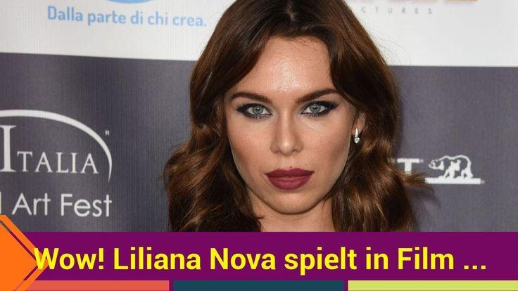 """Ihr Umzug nach Los Angeles hat sich gelohnt! Liliana Nova (29) startet jetzt auch als Schauspielerin durch. Seit Jahren forciert die Ex von Lothar Matthäus (56) eine Karriere im Showbiz kleinere Rollen konnte sie bereits ergattern. Und jetzt spielt das Model tatsächlich eine Rolle im trashigen """"Sharknado 5: Global Swarming""""!   Source: http://ift.tt/2qV5LVY  Subscribe: http://ift.tt/2rEskLI! Liliana Nova spielt in Kult-Trash-Film Sharknado 5 mit"""