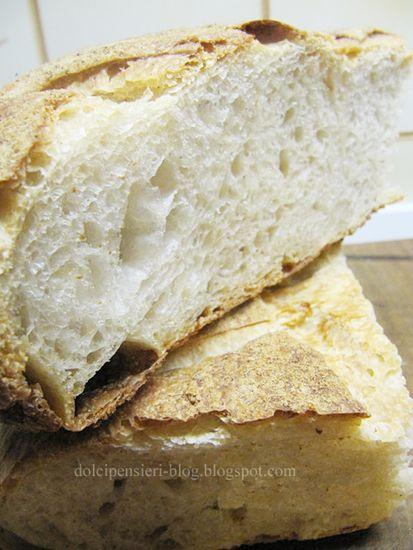 Dolci Pensieri: Il pane di Sandra con la pasta madre