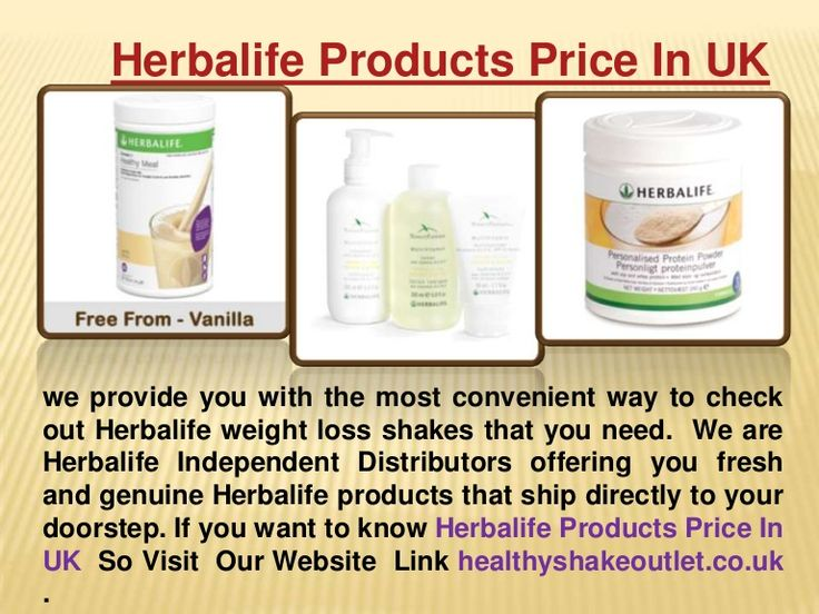 Herbalife items came to be fantastic favorite. Herbalife items are made use of to assist with not only weight loss but with all type of health issues also!. The first thing you ought to don't forget if you wish to buy Herbalife products online is to confirm the availability of the on-line shop.Visit our site http://healthyshakeoutlet.co.uk/ for more information on Herbalife Products Price In UK