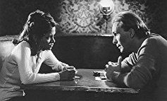 Halle Berry and Peter Greene in The Rich Man's Wife (1996)