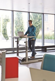 Lifespan Treadmill desk- Treadmill and desk all in one! #fitnessatwork http://www.bistaples.ca/en/how-we-work/17-go2-book