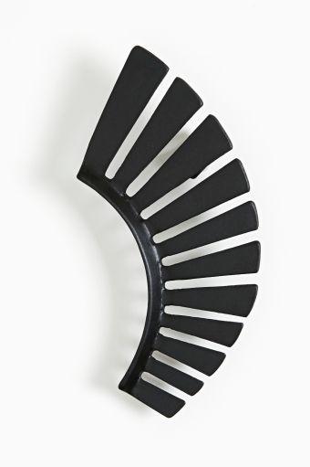Fan Girl Ear Cuff - Black