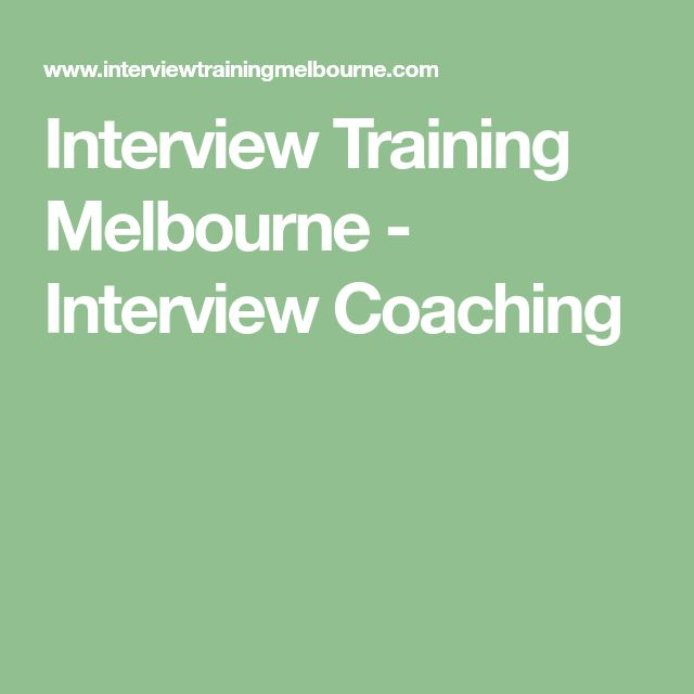 25+ unique Interview training ideas on Pinterest Answers to - training resume