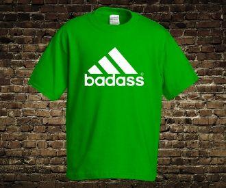 """""""Badass"""" póló rendelhető a Pólóműhelytől: http://polomuhely.hu/termekek/ferfi-polok/badass-polo-rendeles"""