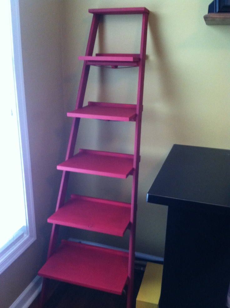 52 Best Images About Repurposed Ladders On Pinterest
