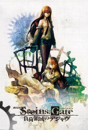 Steins;Gate(2011) - After discovering time travel, a university student and his colleagues must use their knowledge of it to stop an evil organization and their diabolical plans.