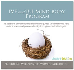 Prepare your body and your mind for a successful advanced medicated cycle. This program was designed to be listened to during your medicated cycle and includes 18 unique guided meditations
