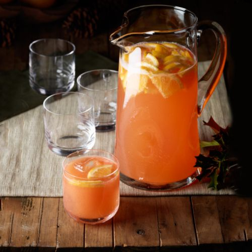 Port Royal Punch: Throwing a big party? This tropical spiced rum punch recipe serves 25.