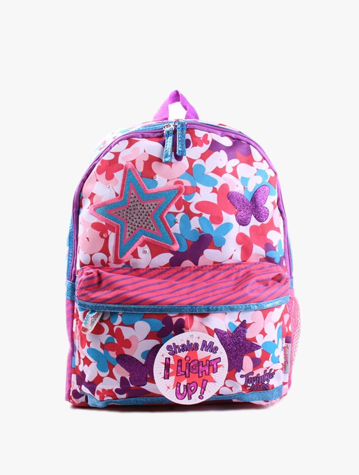 Skechers: Camo Butterfly Girl'S #Backpack