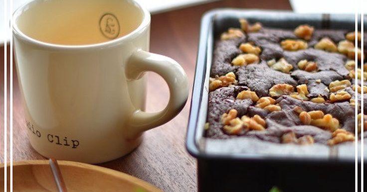 ✽*チョコたっぷり贅沢ブラウニー*✽  by ko~ko [クックパッド] 簡単おいしいみんなのレシピが271万品