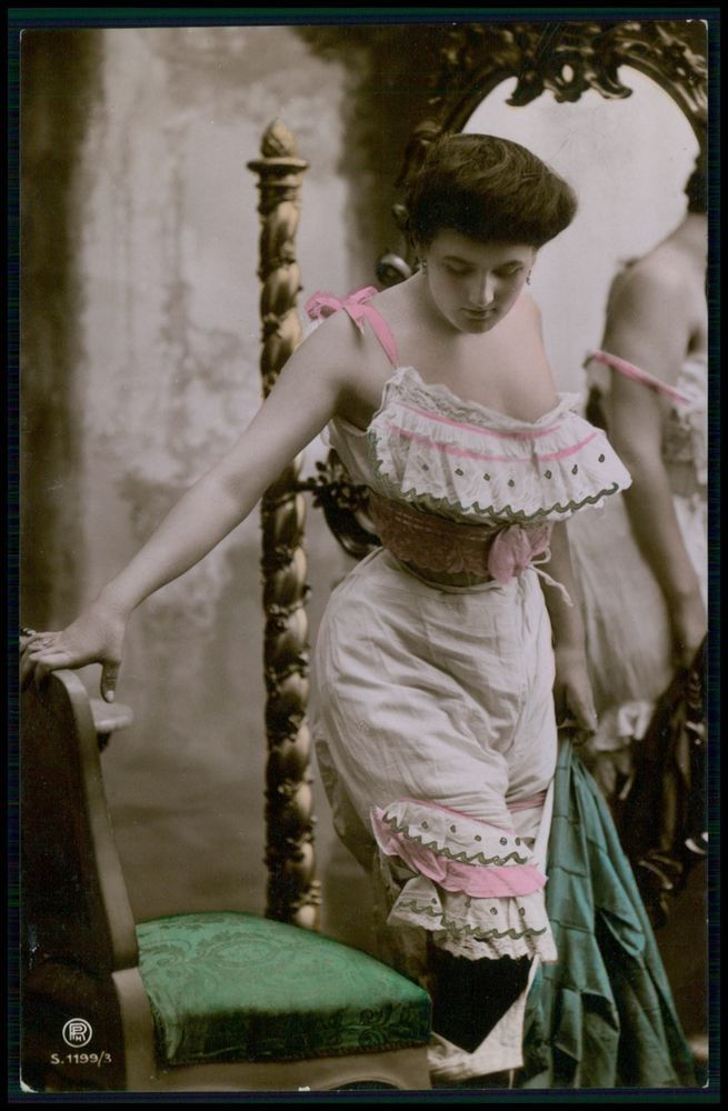 This is an image of Versatile Vintage Risque Photos