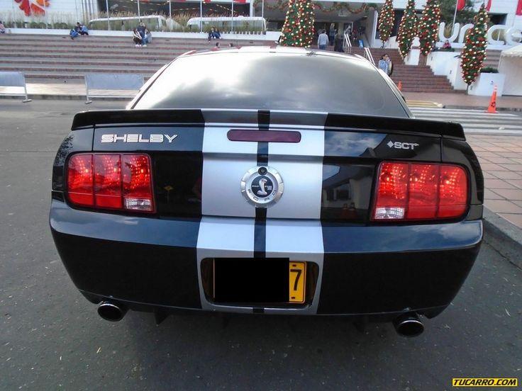 Ford Mustang Gt 500 - Año 2007 - 33000 km - en Mercado Libre